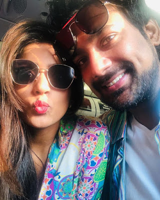 Vithika and Varun Sandesh Latest Photos HeyAndhra