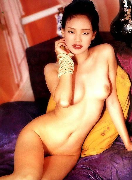 Girl nude trieu tien
