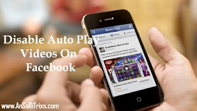 How To Disable Videos Autoplay On Facebook in Android Phone