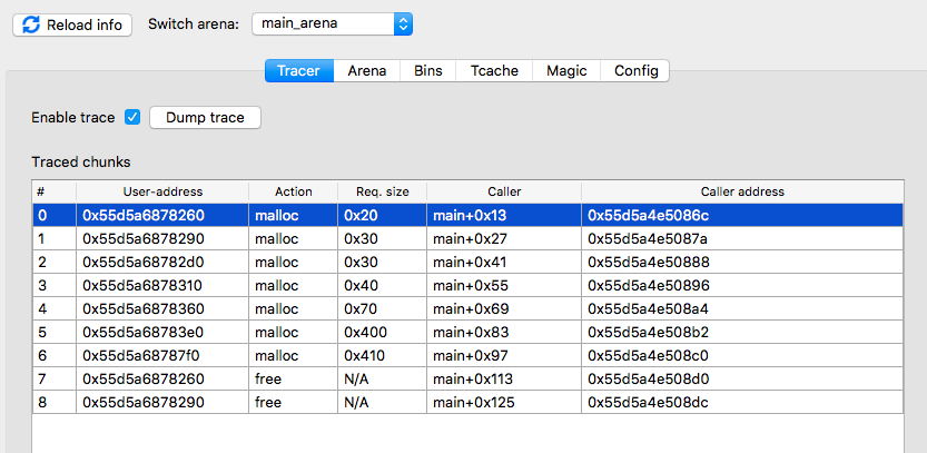 Heap Viewer - An IDA Pro Plugin To Examine The Glibc Heap