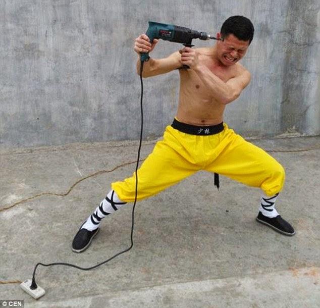 Jagoan Kungfu Shaolin