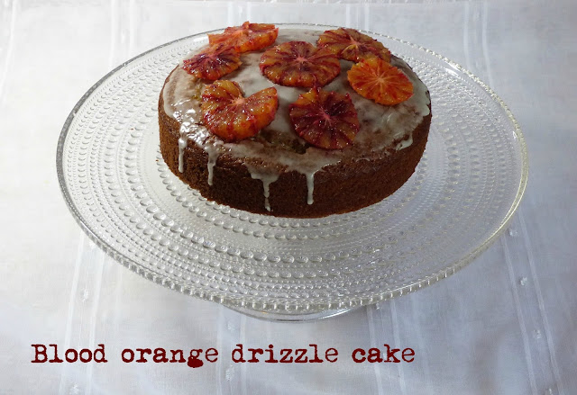 best drizzle cakes, what to do with blood oranges