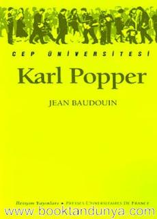 Jean Baudouin - Karl Popper  (Cep Üniversitesi Dizisi - 129)