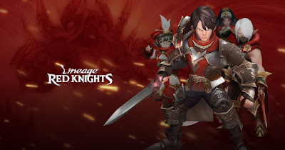 Lineage Red Knights v1.0.8 Apk Mobile Download Terbaru