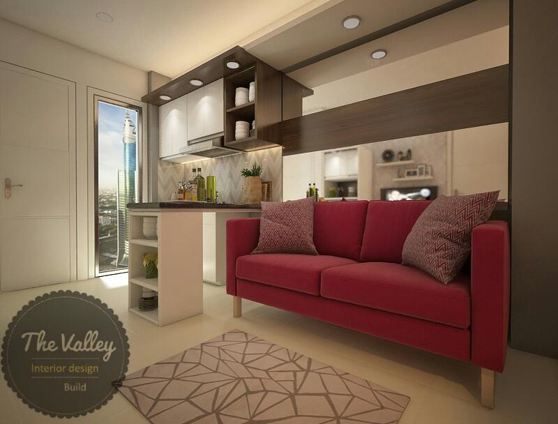 Desain Interior Apartemen Mewah
