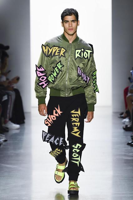 Jeremy Scott Fashion Show SS19 by Kelly Fountain