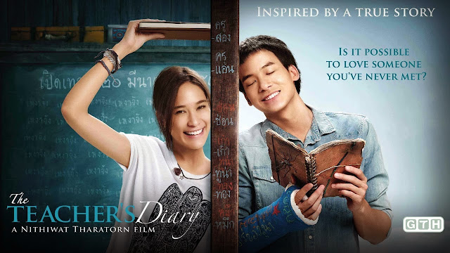 list film thailand teachers diary mengharukan