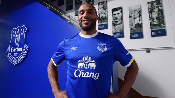 Ashley Williams, Everton, Swansea City