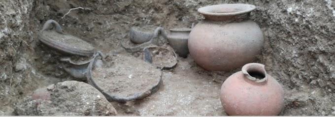 Ένας ακόμη άθικτος τάφος ανακαλύφθηκε στην Τυρρηνική (Ετρουσκική ) πόλη Vulci
