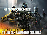 Modern Combat 5 Blackout MOD 2.0.0 APK terbaru