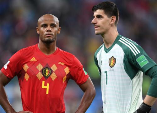 Courtois: Pháp phản bóng đá, thà thua Brazil còn hơn