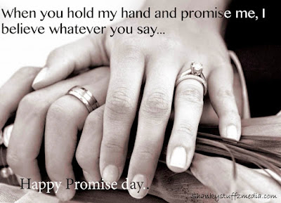 Promise day messages quotes images