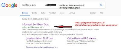 Periksa Hasil Pengumuman Pretest PPG Dalam Jabatan Periode Mei 2018