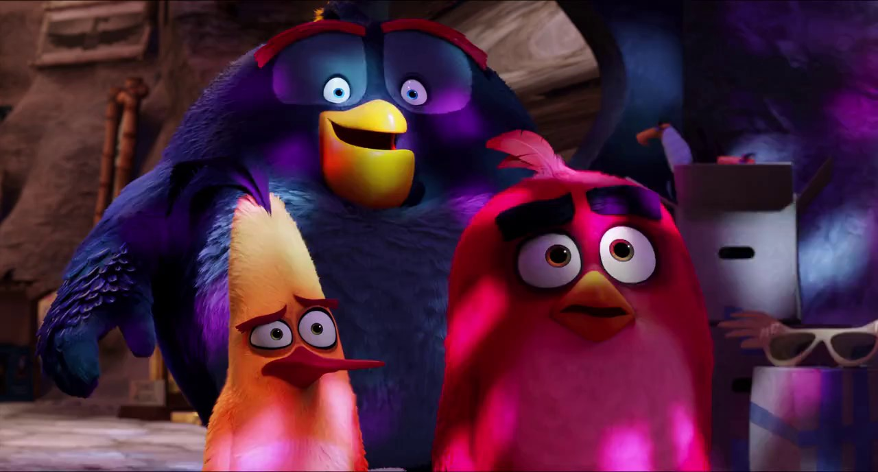 The Angry Birds Movie (2016) 2