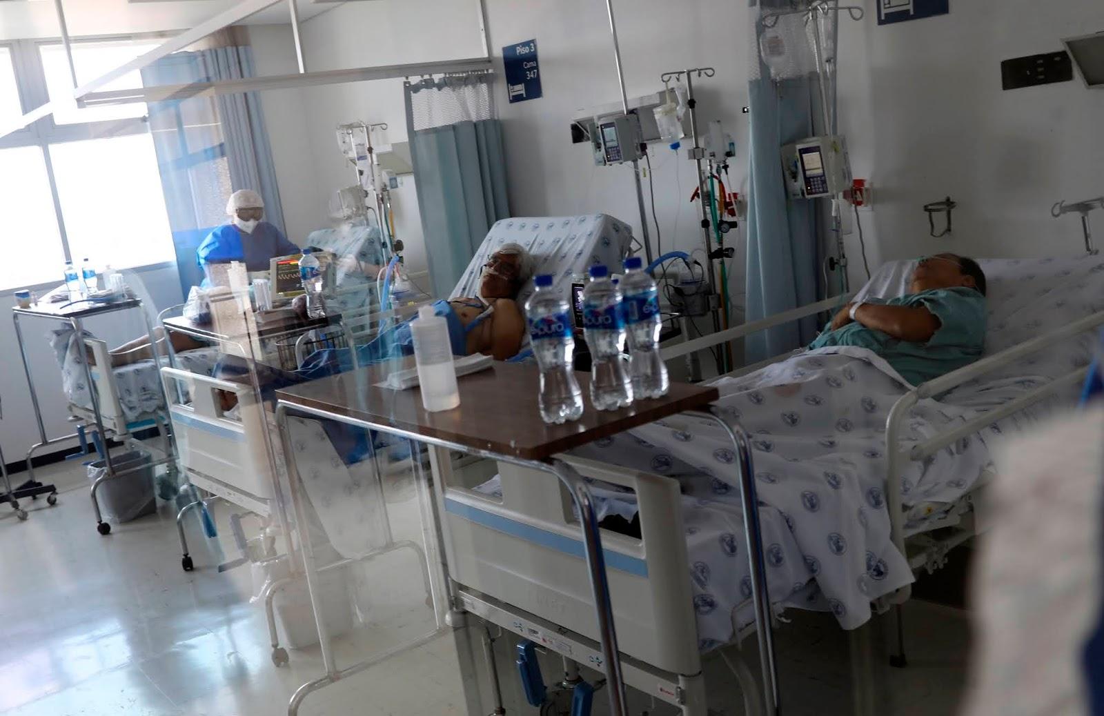 ESTUDIO PRELIMINAR: Un nuevo medicamento contra la COVID-19 podría reducir un 79% el riego de formas severas