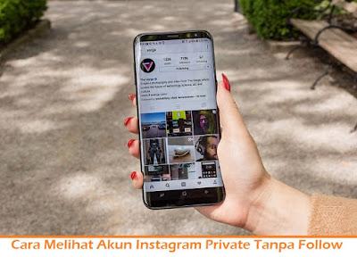 Cara Melihat Akun Instagram Private Tanpa Follow (Termudah.com)