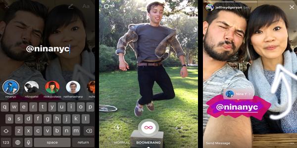 Boomerang Instagram : Vitur Baru Dari Instagram Untuk Membuat Video Foto Tampil Berulang