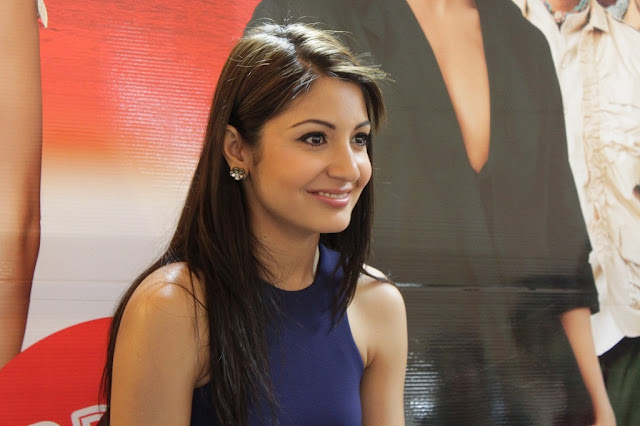 Anushka Sharma Indian film actress