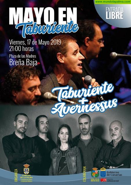 Breña Baja acoge este viernes la cita musical de 'Mayo en Taburiente'