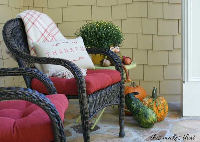 This Makes That- Fall Front Porch-Treasure Hunt Thursday- From My Front Porch To Yours