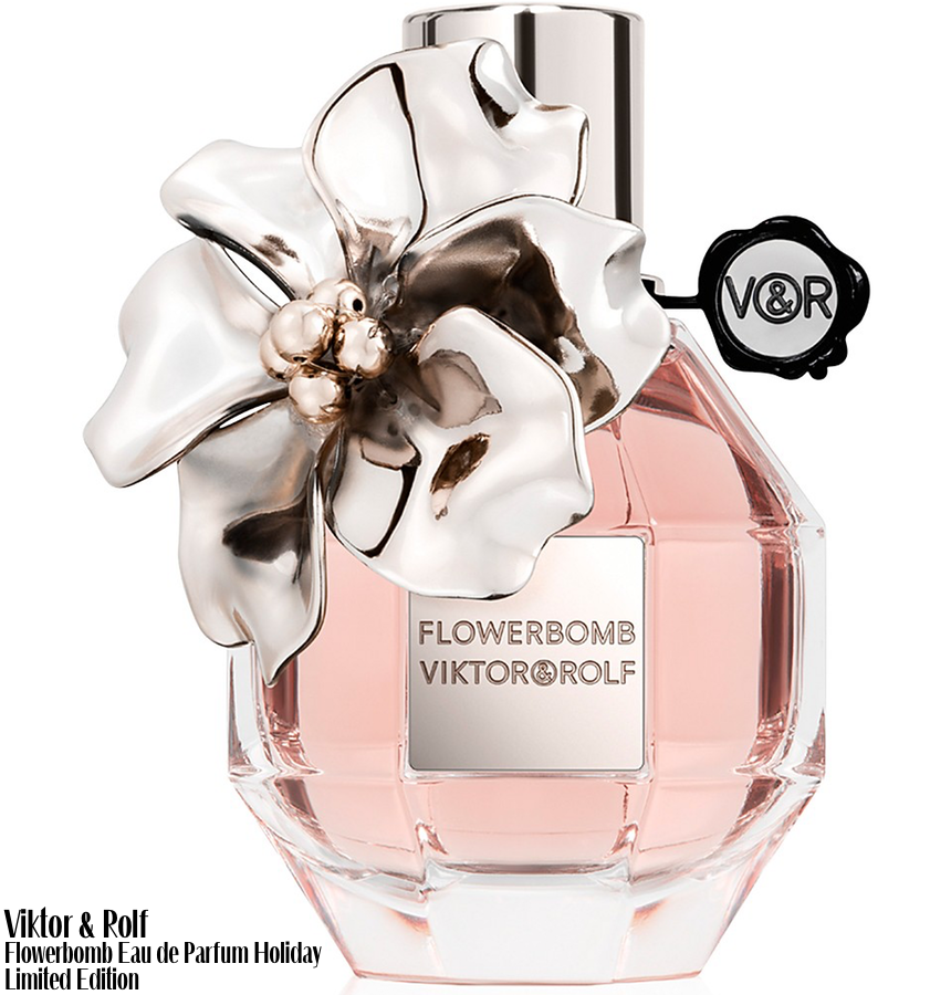 Viktor&Rolf Limited-Edition Flowerbomb Holiday Perfume