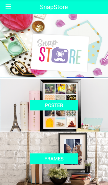 snapstore photo printing app review