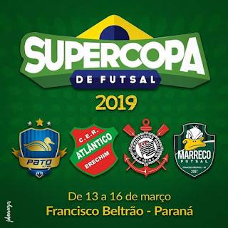6db724e753 Abaixo detalhes da Super Copa em Beltrão