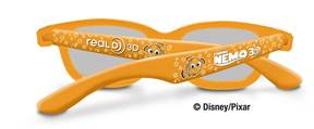 "f0b610884c6 ""Finding Nemo 3D"" Swims into Theatres with Limited-Edition Movie Themed RealD  3D Glasses Exclusively at RealD 3D-Equipped Theatres Nemo Themed Kids RealD  3D ..."
