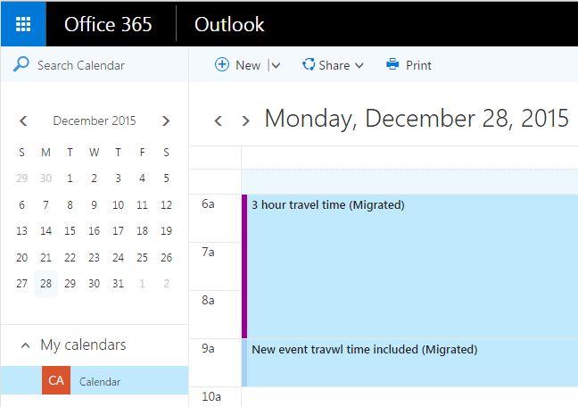 Sumatra's Calendar Server Blog: 2015