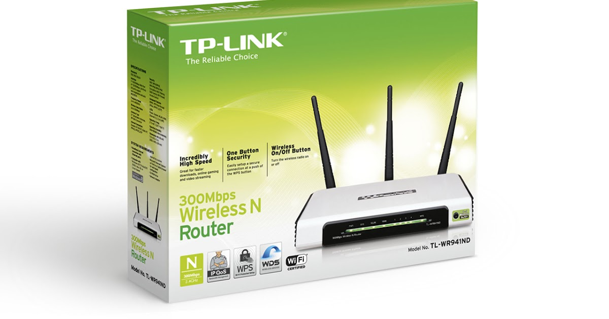 TP-Link TL-WR941ND Firmware Download For Windows 10/8.1/8/7/XP