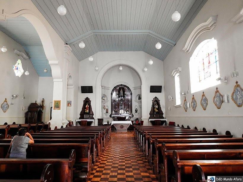Igreja do Rosário - O que fazer em Curitiba, Paraná