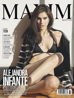Revista Maxim Mexico – Septiembre 2016 PDF Digital