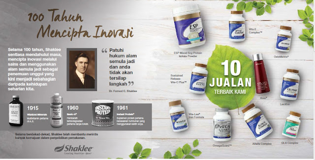 shaklee-top-10-best-seller