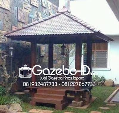 Gazebo Taman Garden