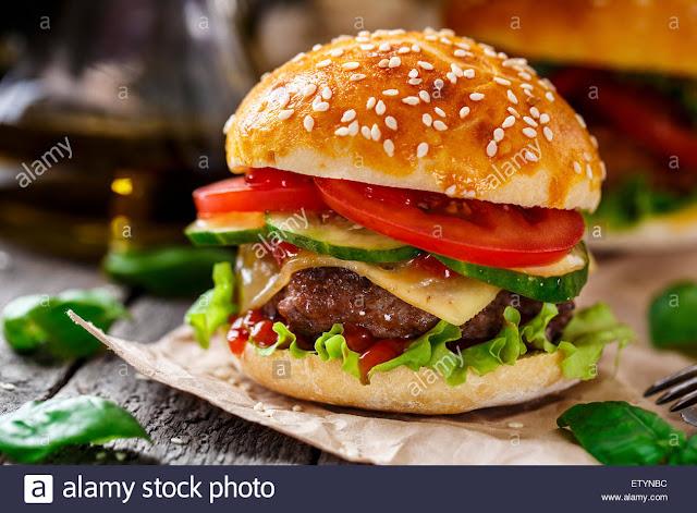 cara mulakan bisnes burger