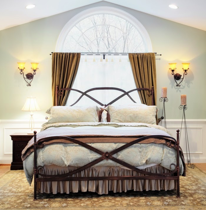 Bedroom With Cathedral Ceiling Gold Curtains Bedroom Master Bedroom Carpet Trends Bedroom Designs Tumblr: Your Custom Connection: Our Favorite Design Tips For Your Home
