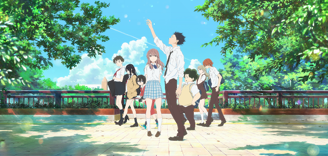 Download Download Anime Koe No Katachi ( A Silent Voice ) Subtitle Indonesia