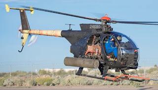 Helikopter Little Bird