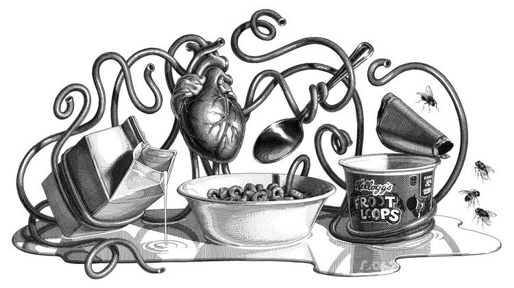 12-Milk-Olivia-Knapp-Cross-Hatch-Drawings-with-a-bit-of-Anatomy-www-designstack-co