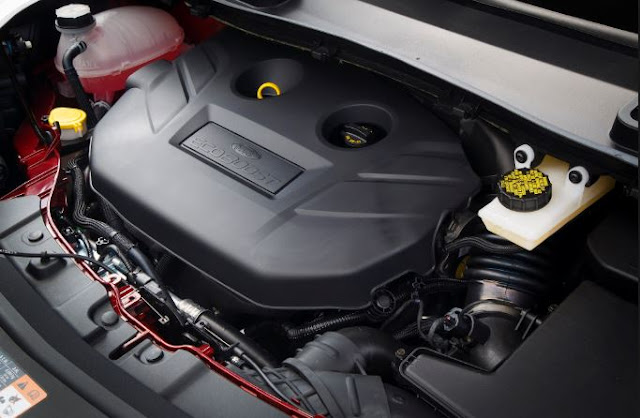 2017 Ford Escape 2.0 EcoBoost AWD Engine