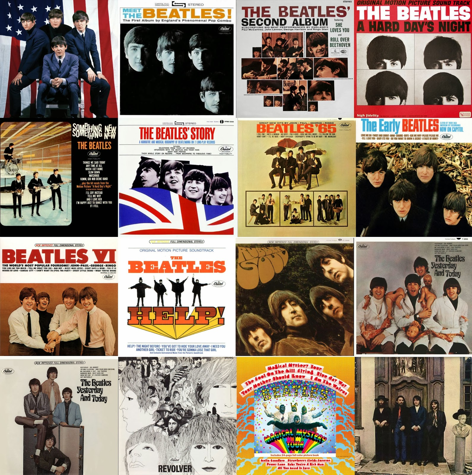 the beatles illustrated uk discography the u s albums the beatles box set x 13 cd 39 s 21. Black Bedroom Furniture Sets. Home Design Ideas