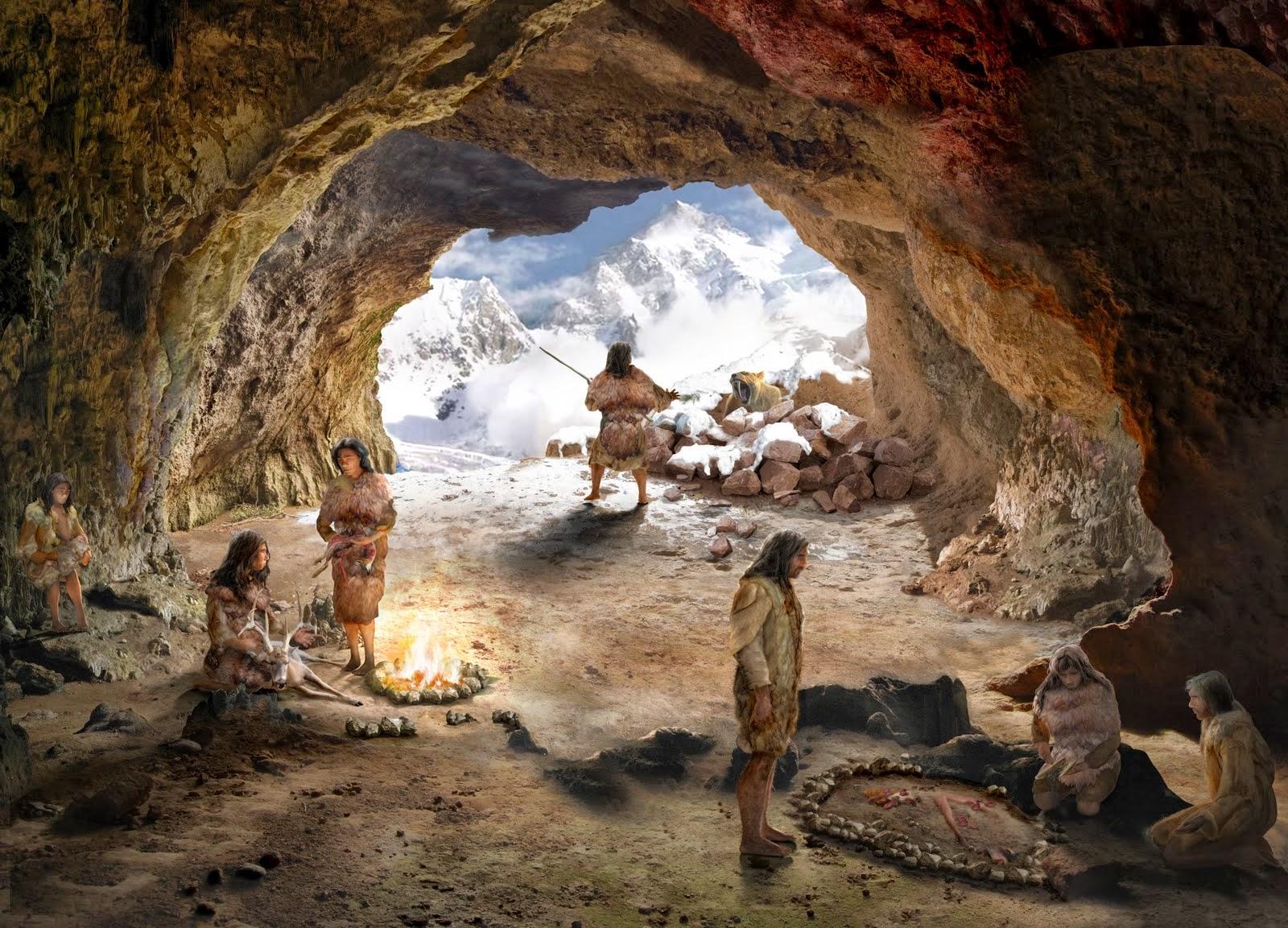 Noticias de prehistoria prehistoria al d a octubre 2013 - Fotos de viviendas ...