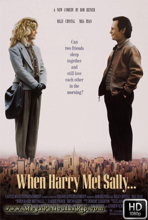 Cuando Harry Conocio A Sally [1080p] [Latino-Ingles] [MEGA]