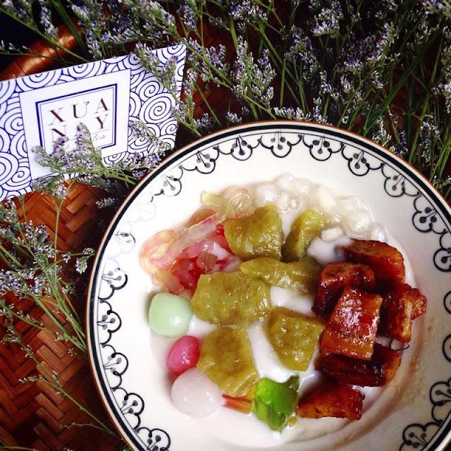 Five delicious sweet porridges of Hanoi in autumn 1