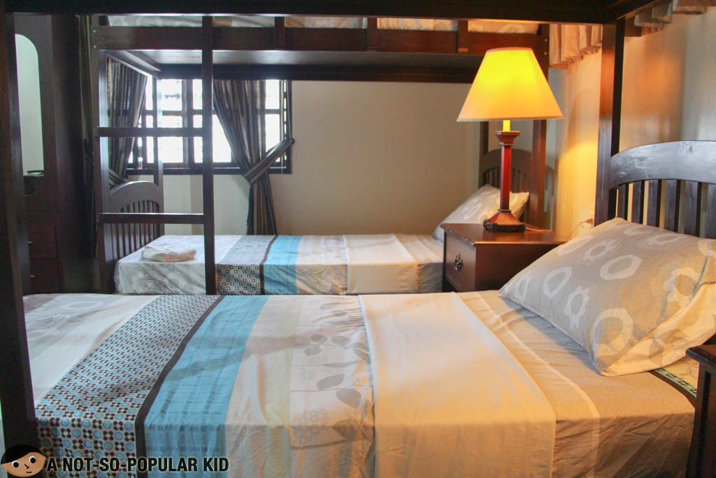 Metro Vigan Inn's Backpackers Room