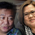 "Alvarez to De Lima: ""Here is a woman who is pretending herself to be clean, tapos kunwari righteous, graft-buster, crime-buster"""