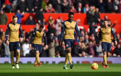 Usai Dikalahkan MU, Arsenal Dikritik Suporternya