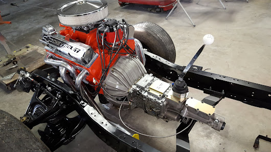 Dyno Test: Re-built Small Block Chevy 350