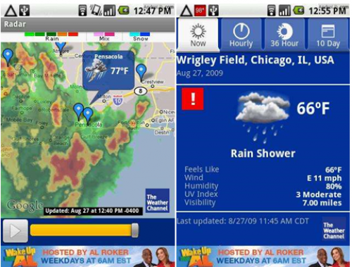 Best Android Weather Apps & Widgets - Android Authority