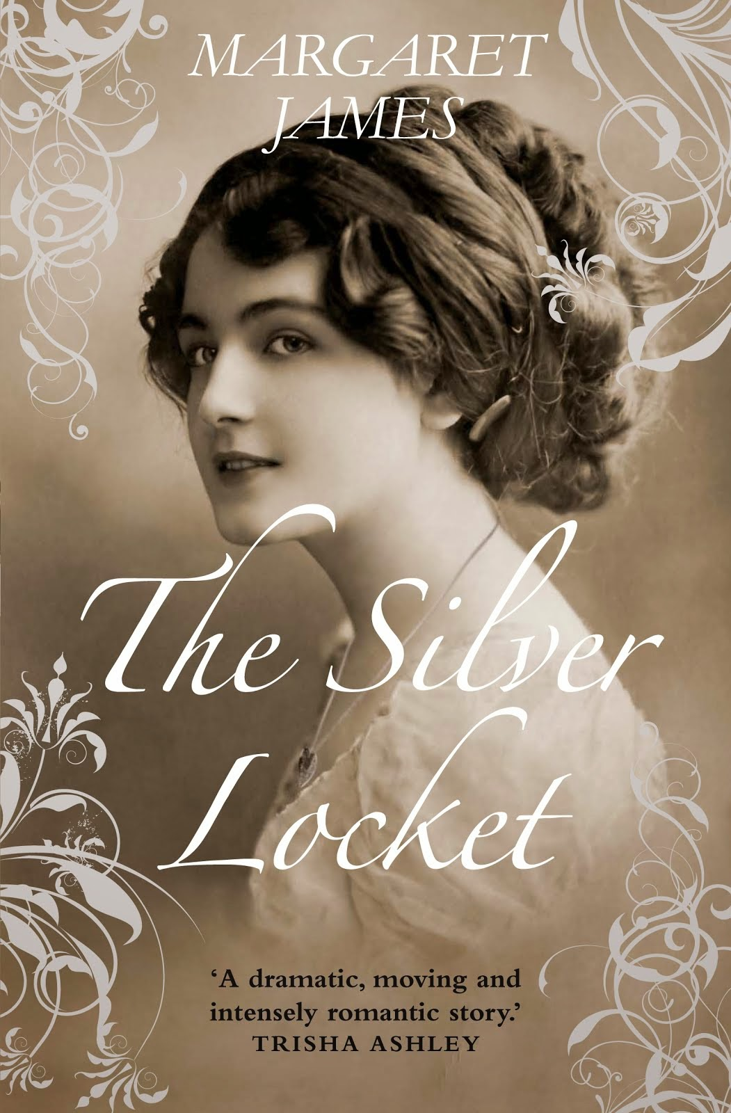 Margaret James The Silver Locket